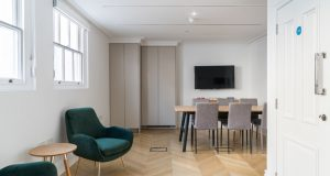 Collaborative Workspaces in Mayfair